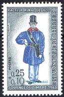 France Philatélie N° 1549 ** Journée Du Timbre 1968 - Facteur Rural En 1830 - Journée Du Timbre
