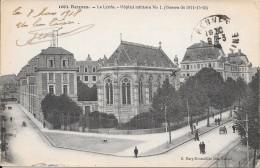 RENNES - 35 -  Le Lycée - Hopital Militaire  °1 - Guerre 1914-15-16 - ENCH - - Rennes