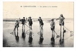 (6638-14) Lion Sur Mer - La Pêche à La Crevette - Non Classés