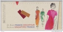 France Singapour La Mode Fashion 2013 - Joint Issues