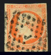 FRANCE 1853/1860 - Yv.#19 Used - 1853-1860 Napoleon III