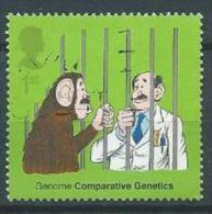 GB 2003 Secrets Of Life: Comparative Genetics  1st  SG 2344 SC 2104 MI 2087 YV 2410 - 1952-.... (Elizabeth II)