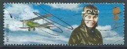 GB 2003 Extreme Endeavours: Amy Johnson (pilot) And Biplane  2nd  SG 2360 SC 2118 MI 2104 YV 2428 - 1952-.... (Elizabeth II)