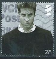 GB 2003 Prince William In September 2001 (Brendan Beirne)  28p  SG 2381 SC 2137 MI 2132 YV 2454 - Used Stamps