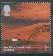 GB 2003 A British Journey, Scotland: Ben More, Isle Of Mull  1st  SG 2386 SC 2142 MI 2141 YV 2463 - 1952-.... (Elizabeth II)