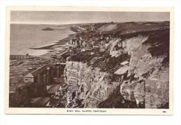 Hastings - East Hill Cliffs - Hastings
