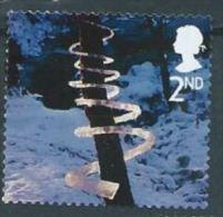 GB 2003 Christmas: Ice Spiral  2nd  SG 2410 SC 2165 MI 2164 YV 2502 - 1952-.... (Elizabeth II)