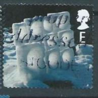 GB 2003 Christmas: Wall Of Ice Blocks  E  SG 2412 SC 2167 MI 2166 YV 2504 - 1952-.... (Elizabeth II)