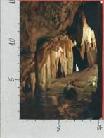 CARTOLINA VG ITALIA - Grotte Di CASTELLANA (BA) - La Madonnina - 10 X 15 - ANNULLO 1968 - Bari