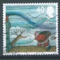 GB 2004 Christmas: On Roof In Gale  40p  SG 2497 SC 2247 MI 2254 YV 2596 - 1952-.... (Elizabeth II)