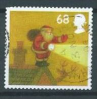 GB 2004 Christmas: In Fog On Edge Of Roof With Torch  68p  SG 2499 SC 2249 MI 2256 YV 2598 - 1952-.... (Elizabeth II)
