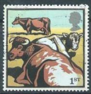 GB 2005 Farm Animals: Cow 1 St  SG 2505 SC 2254 MI 2267 YV 2609 - 1952-.... (Elizabeth II)