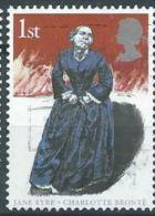 GB 2005 Jane Eyre 1 St  SG 2519 SC 2268 MI 2281 YV 2623 - Used Stamps