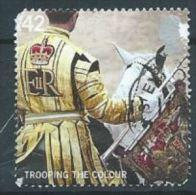 GB 2005 Trooping The Colour 40 P  SG 2542 SC 2290 MI 2310 YV 2656 - 1952-.... (Elizabeth II)