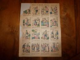 Vers 1900  Imagerie Pellerin        HISTOIRE DE NELLORA L'ITALIENNE,                   Imagerie D'Epinal  N° 610 - Vieux Papiers