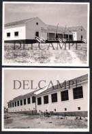 4 REAL PHOTOS PORTUGAL GUINÉ-BISSAU - ESCOLAS - ALUNOS EM APRENDIZAGEM - 1960'S (SÃO FOTOS) - Guinea-Bissau