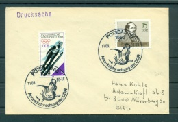 Allemagne - RDA 1978 - La Recherche En Antarctique De La La RDA - Events & Gedenkfeiern