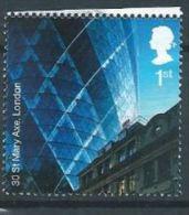 GB 2006 Modern Architecture: St Mary Axe, London  1 St  SG 2634 SC 2378 MI 2414 YV 2768 - 1952-.... (Elizabeth II)