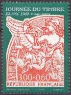 France Philatelie N° 3135 ** Journée Du Timbre 1998 - Type Blanc (timbre De Feuille) - Tag Der Briefmarke