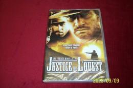 JUSTICE DE L'OUEST °° NEUF SOUS CELOPHANE - Western / Cowboy