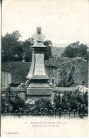 LAMALOU-les-BAINS (34) - Monument Du Docteur Privat - Lamalou Les Bains