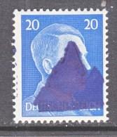 SCHWARZENBERG  LOCAL   11  * - American,British And Russian Zone