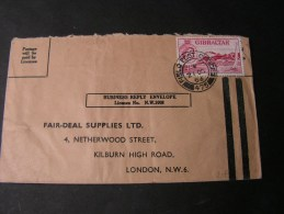 == Gibraltar Feldpost 1956 - Gibraltar