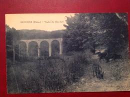69 Rhone MONTSOLS  Viaduc Du Chatelard Monsols - Francia