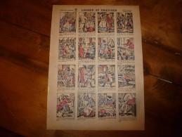 Vers 1900 Imageries Réunies De Jarville-Nancy      LIECHEN ET FRIETCHEN     Images Amusantes  Planche N° 1057 - Verzamelingen