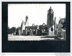 44  BATZ  SUR MER Ruines De La Chapelle De Notre Dame Du Murier - Batz-sur-Mer (Bourg De B.)