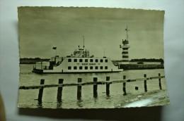 Warnemünde Fähre - Bateau Albert Schmidt - Allemagne