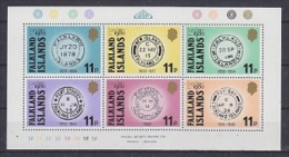 Falkland Islands 1980 London Stamp Exhibition M/s ** Mnh (26058) - Falklandeilanden