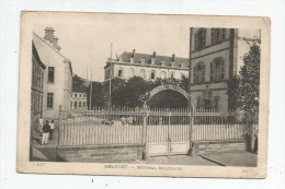 Cp , Militaria , Hôpital Militaire , écrite , Tampon : 171 E Régiment D´infanterie - Caserme