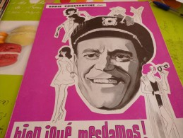 + DE 50 PUBLICITES POUR SALLES DE CINEMAS  PRAGRAMMES ET SENARIOS DE FILMS - Cinema Advertisement