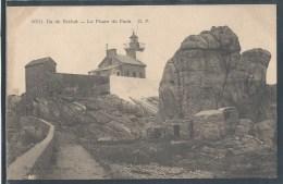 CPA 22 - Ile De Bréhat, Le Phare Du Paon - GF - Ile De Bréhat