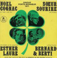 Compilation 45t. EP *disque Porte-bonheur 1971* - Compilations