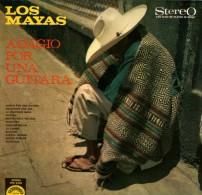 * LP *  LOS MAYAS - ADAGIO POR UNA GUITARRA (Holland 1966 EX-!!!) - Instrumentaal