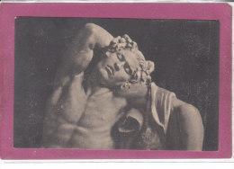 9 Superbes Cartes De SCULPTURES :Alexander ; Hermes ;Silen Mit Dyonisoskind ; Apollo; Aphrodite ; Satyre Endormie ..... - München