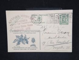 BELGIQUE - Entier Postal Illustré ( Agriculture ) En 1935 - A Voir - Lot P12474 - Illustrat. Cards