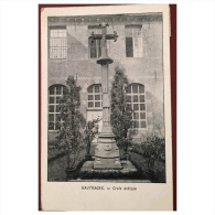 Hautrages  Croix Antique  VED - Saint-Ghislain