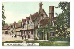 Warwick - Mill Street - Warwick