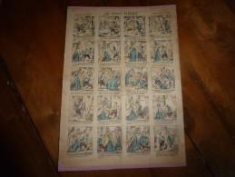 Vers 1900   Imagerie   Pellerin                LE PETIT PIERRE             Imagerie D'Epinal  N° 1145 - Vieux Papiers