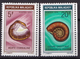 MALAGASY N� 472 / 473    NEUF**LUXE