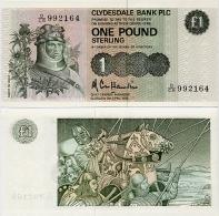 SCOTLAND - CB       1 Pound       P-211c       8.4.1985       UNC - [ 3] Scotland