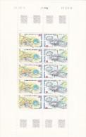 PREMIERE LIAISON AERIENNE Nouvelle Caledonie 1947/1997 - New Caledonia