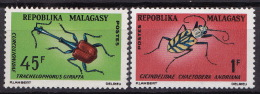 MALAGASY  N� 420 / 421   NEUF**LUXE