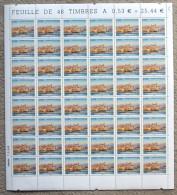 FRANCE 2006 FEUILLE COMPLETE DE 48 TIMBRES ANTIBES JUAN LES PINS YT N° 3940** - Feuilles Complètes