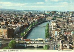 IRLANDE -- City And River Liffey -- - Dublin