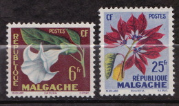 MALAGASY  N� 336 / 337  NEUF**LUXE