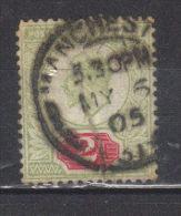 Grande - Bretagne  YT N° 109 Scott N° 130, Michel N° 106    ( 1902) - 1902-1951 (Re)